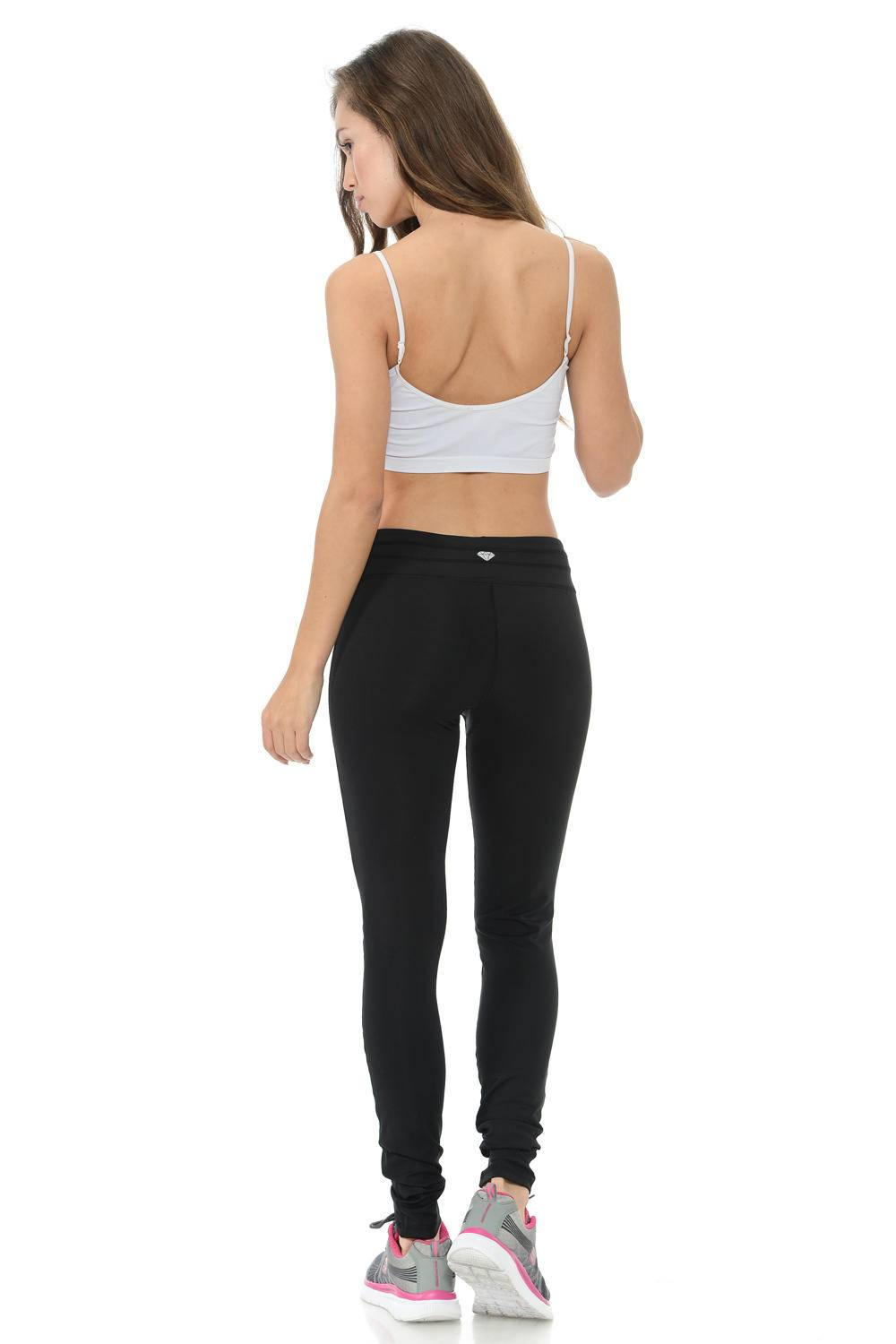433edd4edfbf4 Sweet Look Women's Power Flex Yoga Pants Leggings Sportswear · Style C41