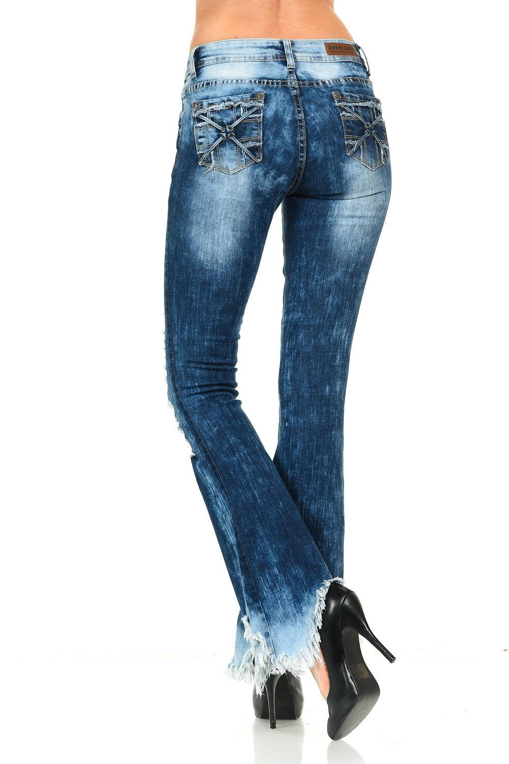 Sweet Look Premium Edition Flaire Jeans
