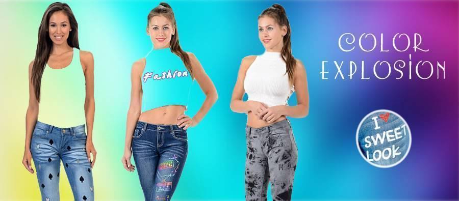 Paint Trend Jeans