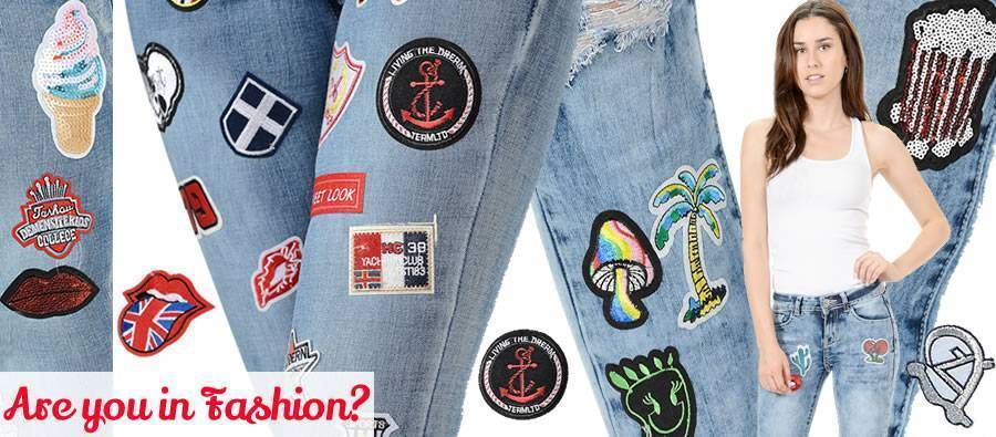Sweet Look Patches Trend